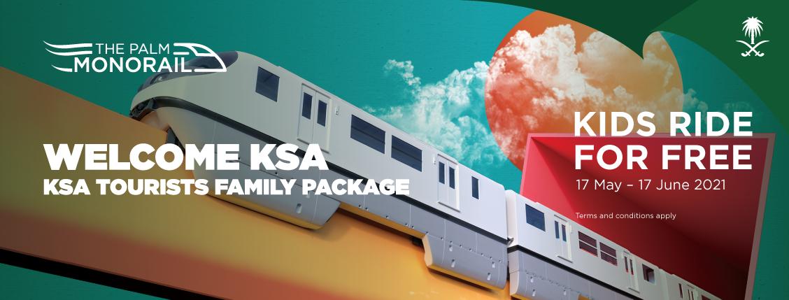 KSA Offer on Palm Monorail